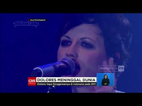 Vokalis The Cranberries Dolores Meninggal Dunia