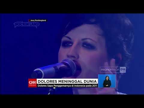 Vokalis The Cranberries Dolores Meninggal Dunia Mp3