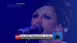 Video Vokalis The Cranberries Dolores Meninggal Dunia download MP3, 3GP, MP4, WEBM, AVI, FLV Januari 2018