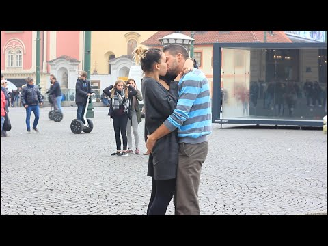 KISSING HOT EUROPEAN GIRLS!! Kissing Prank / Game from YouTube · Duration:  5 minutes 3 seconds