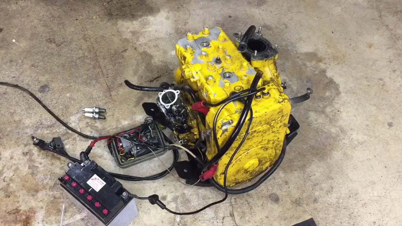 hight resolution of 1988 seadoo 587 engine compression test