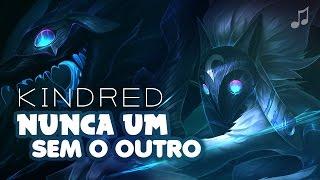 KINDRED: Nunca Um Sem O Outro (Paródia twenty one pilots - Stressed Out)