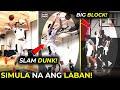 7'2 Kai Sotto SLAM DUNK & BIG BLOCK! | Nagsimula na ang SERYOSONG laban!