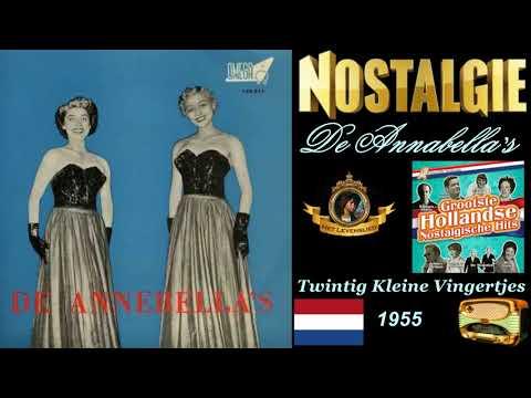 De Annabella's   Twintig Kleine Vingers 1955