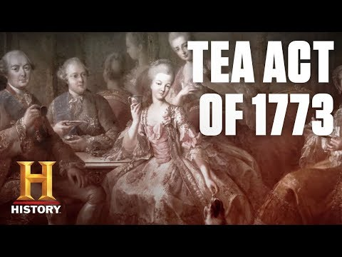 what-was-the-tea-act-of-1773?- -history