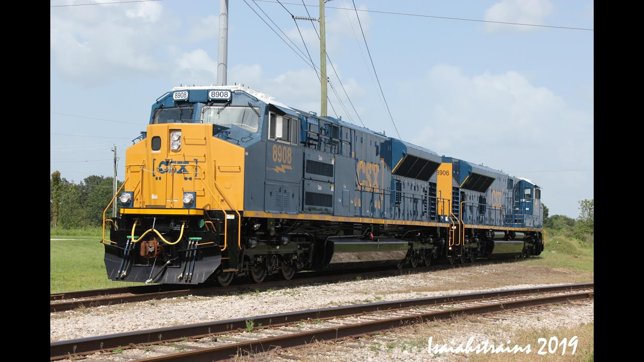 Sounds Of The Sd70ace-t4