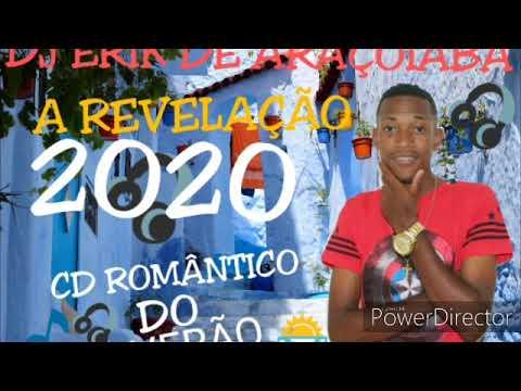 CD NOVO - DJ ERIK  - AREVELAÇÃO - DE ARAÇOIABA ROMÂNTICO 2020 - VOL  12