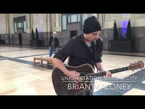 Brian Maloney: Acoustic at Union Station, KCMO
