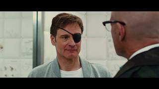 Harry didn't recognize Eggsy Kingsman 2 2017