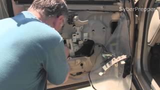 How Repair Replace Car Window Motor