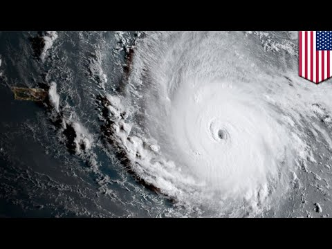 Hurricane categories: Hurricane Irma is now a Category 5, what does that mean? - TomoNews