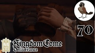 Kingdom Come: Deliverance| EP 70 | Good fucking Times with a Priest but bad fucking Timing with Bugs