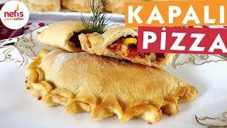 Kapalı Pizza Börek - Börek Tarifleri - Nefis Yemek Tarifleri