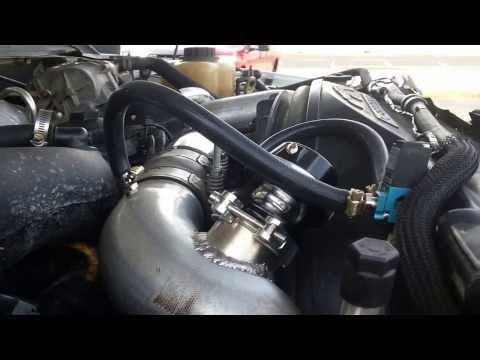 Turbosmart Diesel BOV Kit on Ford 6.4L
