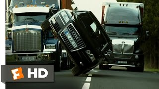 Transporter 3 (5/10) Movie CLIP - Car Wheelie (2008) HD