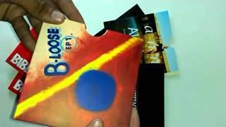 CD Jackets Printed By PrintingBudget.co.uk