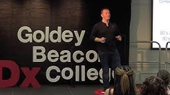 Blockchain and The New Digital Asset Class | Patrick Lowry | TEDxGoldeyBeacomCollege