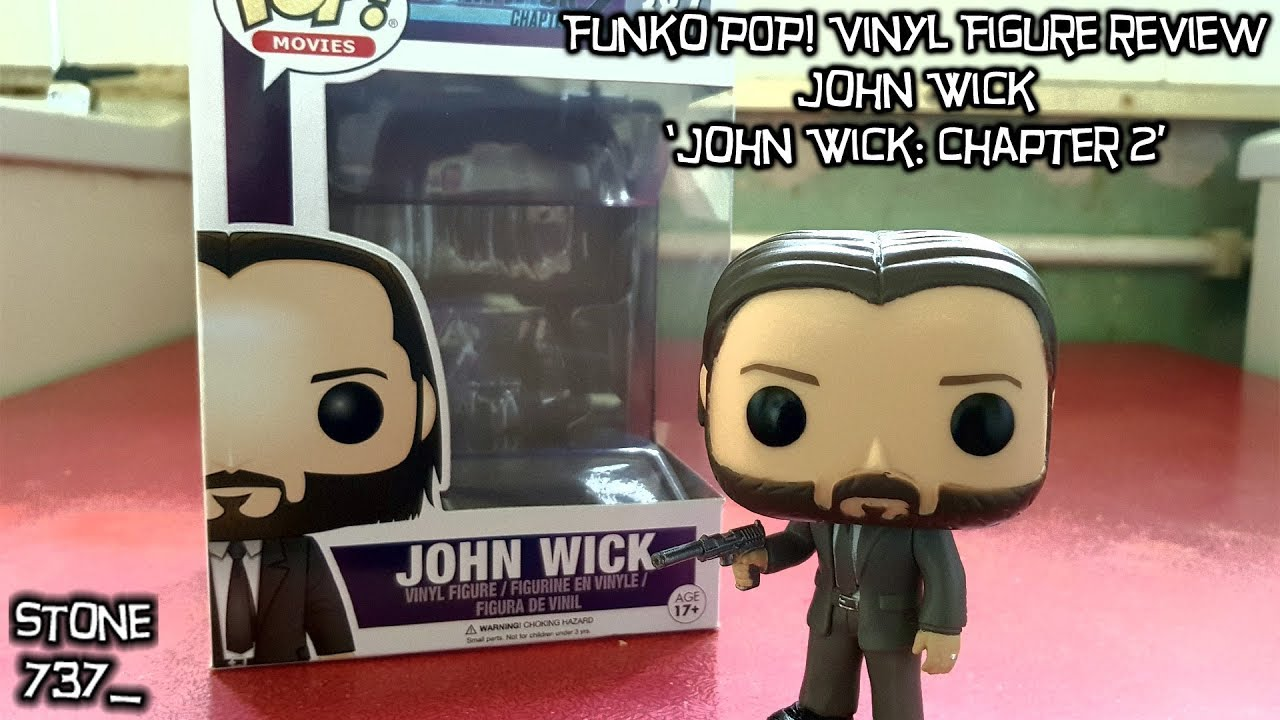 c8a7c1c3516 Funko POP! Vinyl Figure review - John Wick -  John Wick  Chapter 2 ...