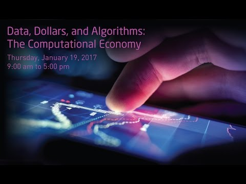 "1/19 R. Martin Chavez- ""Data, Computing, and Transformation in the Financial Industry"""