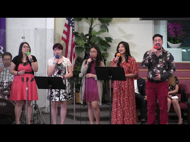 How Great is Your Love - GFAC Praise Team