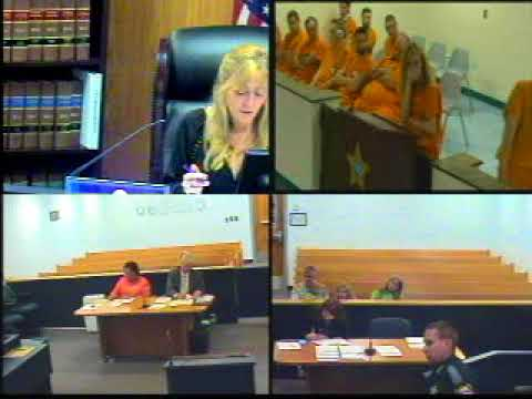 Judge Ruppe First Appearance February 13, 2018
