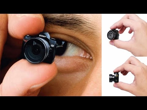 5 AMAZING ELECTRONIC GADGETS ▶ Smallest Camera Invention You Must Have