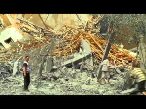 Hamas Breaks Ceasefire, Israel Targets Terror Sites