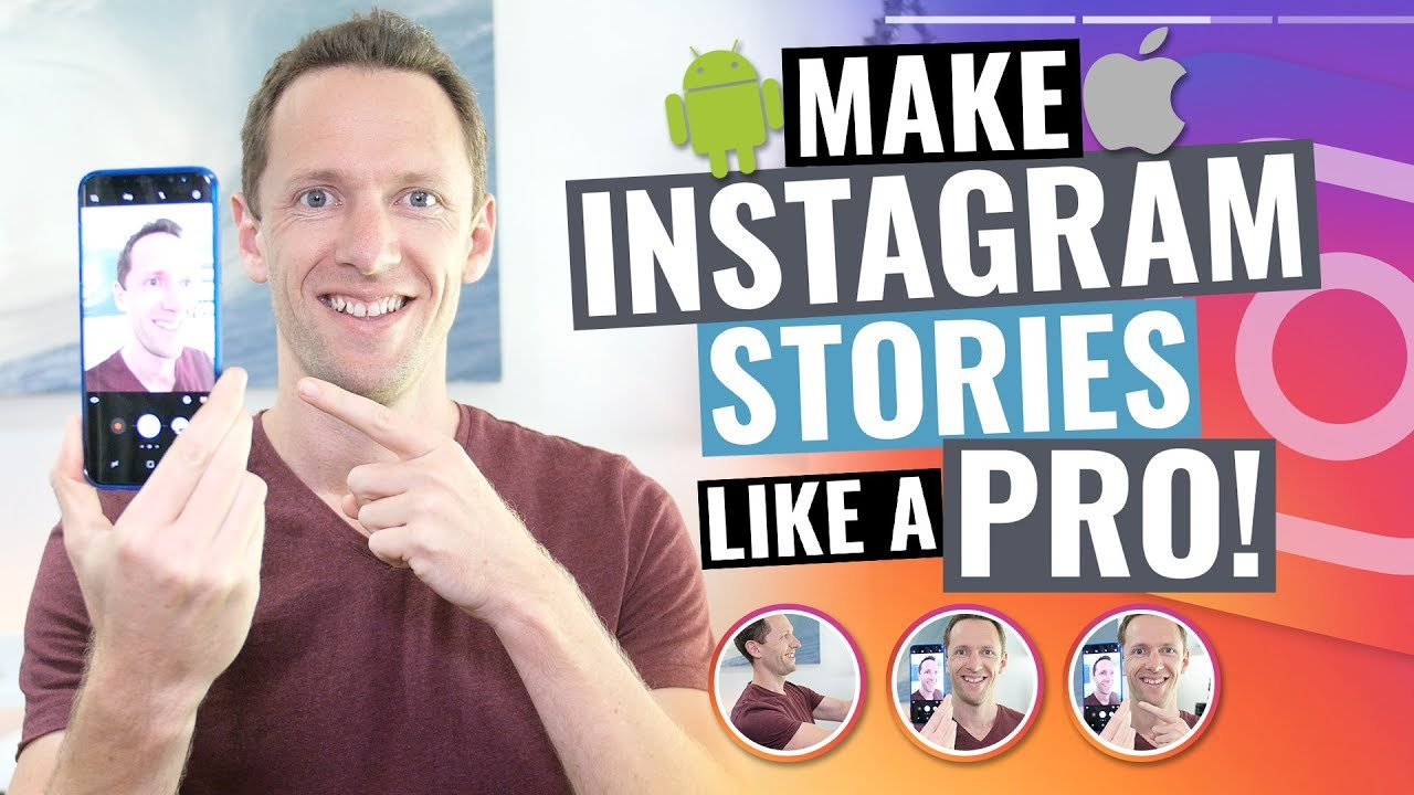 How to Make Instagram Stories like a PRO!