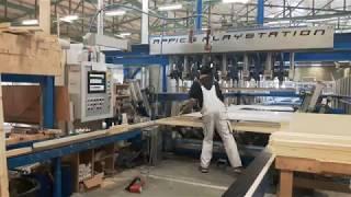 Het productieproces van chalets bekijken bij Arcabo in Nieuwleusen