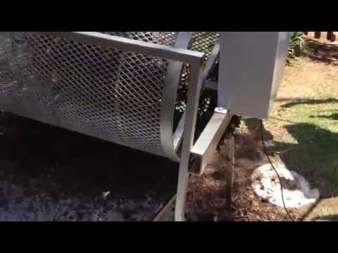 Earth Probiotic Rotary Compost Strainer