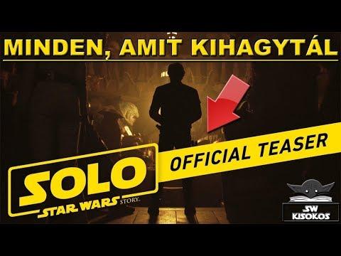 Solo: Minden, amit kihagytál | Star Wars Kisokos