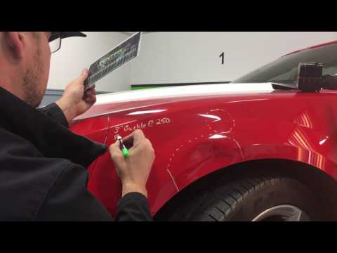 's Lake Oswego Car Paint Chip Repair