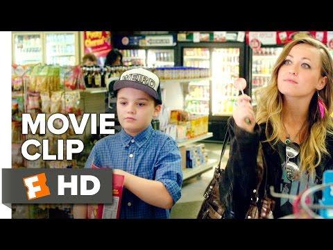 Yoga Hosers Movie CLIP - Underwater Cow (2016) - Lily-Rose Depp Movie