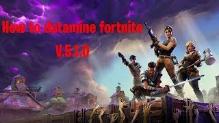 How To Datamine Fortnite V.5.1.0! Update (NEW LEAKED SKINS/GLIDERS AND MORE!)