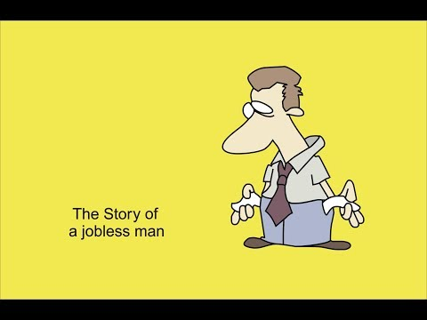 The story of jobless man