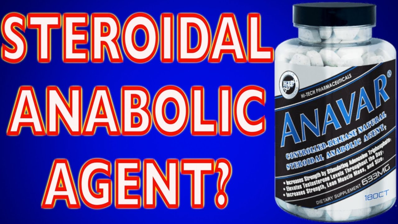Anavar Anabolic Agent By Hi-Tech Pharmaceuticals, Review (2019)