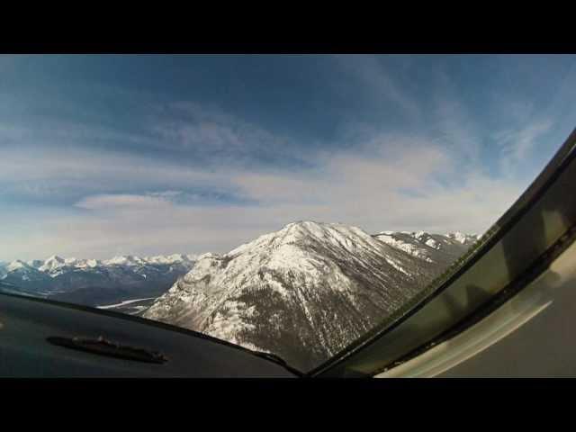 Winter Flying in British Columbia
