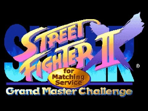 南下丘志位 - SUPER STREET FIGHTER II X for Matching Service