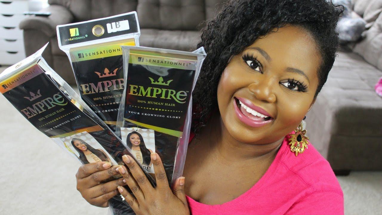 c7dcfef0a7b Sensationnel Empire Hair | First Look