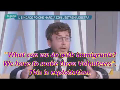 DIEGO FUSARO: LET MIGRANTS COME TO OUR COUNTRIES AND EXPLOIT THEM