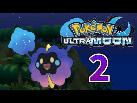 Zagrajmy w Pokémon Ultra Moon Part 2: Nebby i Lillie w tarapatach
