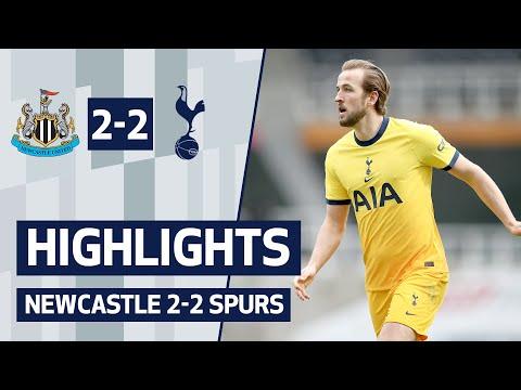 Late equaliser denies Spurs win at St James' Park | NEWCASTLE 2-2 SPURS