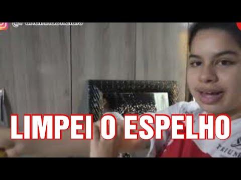 Download LIMPANDO O ESPELHO | CLEANING THE MIRROR