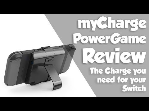 myCharge PowerGame adapter Review: Best thing for Nintendo Switch