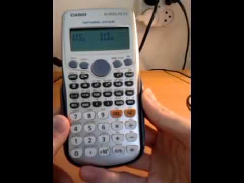 CASIO) Scientific Calculator (FX-991ESPLUS) - 31 Reviews