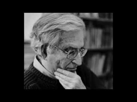 Noam Chomsky - Hume's Paradox