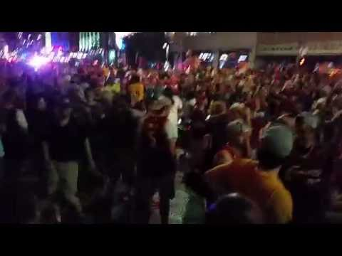 Downtown Cleveland (E. 4th) - Cavaliers 2016 Championship Celebration!