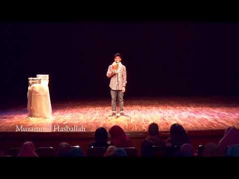 Tilawah Cinta Muzammil Hasballah - Surat Ar Rahman FULL