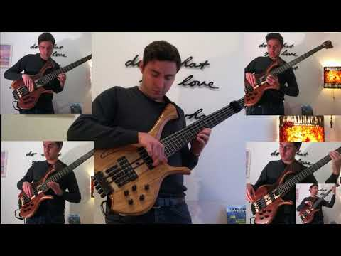 Carol Of The Bells - Bass Cover