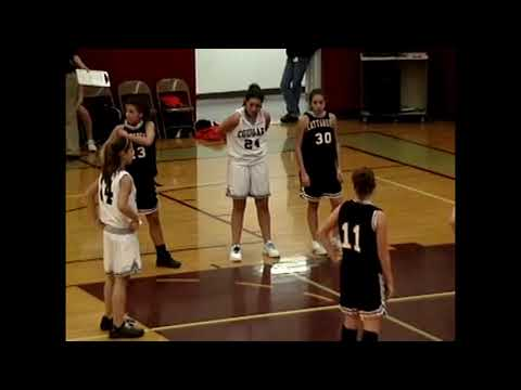 NCCS - Plattsburgh JV Girls  12-10-04